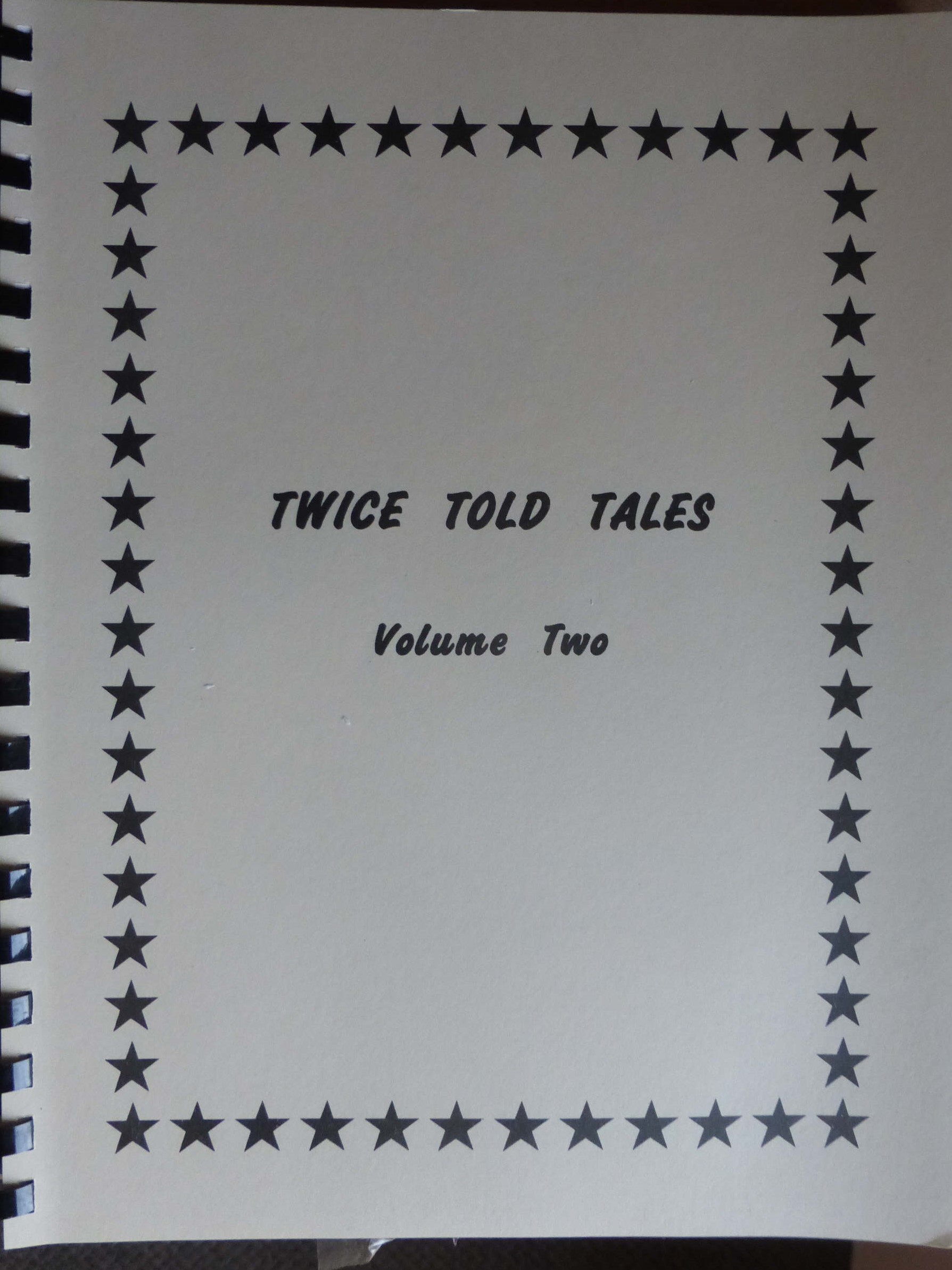 Twice Told Tales 2
